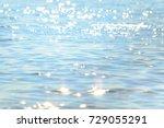 sun light reflecting or... | Shutterstock . vector #729055291