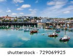 Harbor And Skyline Of Saint...
