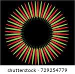 chili icon | Shutterstock .eps vector #729254779