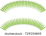 chili icon | Shutterstock .eps vector #729254845