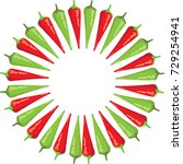 chili icon | Shutterstock .eps vector #729254941