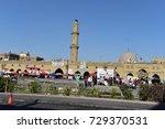 erbil  iraq  september 25 ... | Shutterstock . vector #729370531