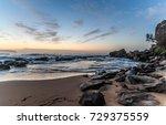 Daybreak At The Beach   At...