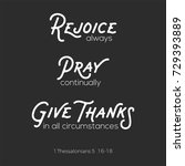 christian bible quote for use... | Shutterstock .eps vector #729393889