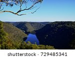 Small photo of West from Berowra Heights, NSW, Australia
