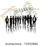 business concept | Shutterstock .eps vector #72953986