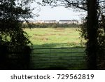 Small photo of new houses adjoin fields in Somerset