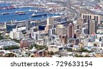 Cape Town Cbd And Table Bay...