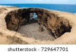 el rayo  buenavista   big round ... | Shutterstock . vector #729647701
