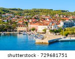 Supetar Port  Croatia   Sep 15...