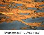 water waves in the sea | Shutterstock . vector #729684469