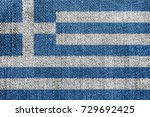 greece textile industry or... | Shutterstock . vector #729692425