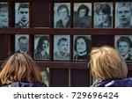 berlin  germany  may 03  2014 ... | Shutterstock . vector #729696424