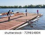zhukovsky  russia   september... | Shutterstock . vector #729814804