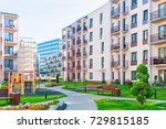 vilnius  lithuania   july 31 ... | Shutterstock . vector #729815185