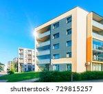 vilnius  lithuania   august 1 ... | Shutterstock . vector #729815257