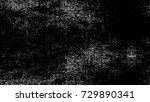 black white seamless grunge... | Shutterstock .eps vector #729890341