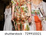 milan  italy   september 24 ... | Shutterstock . vector #729910321