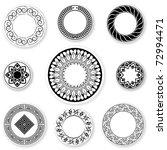 design elements   Shutterstock .eps vector #72994471
