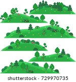 vector art. isolated... | Shutterstock .eps vector #729970735