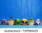 Delicious Halloween Cupcakes...