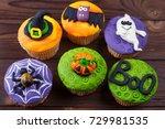 Halloween Sweets Set. Tasty...
