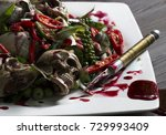 Skull Fried With Chili  Specia...