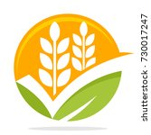 icon logo with the concept of... | Shutterstock .eps vector #730017247