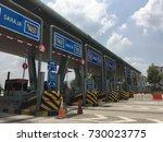 putrajaya  malaysia   8th...   Shutterstock . vector #730023775