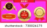 set of medals with inscriptions ...