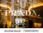prague  czech republic  ... | Shutterstock . vector #730053091