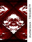 red black white aged grunge... | Shutterstock . vector #730168279