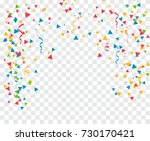 celebration background with... | Shutterstock .eps vector #730170421