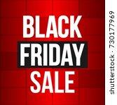 abstract vector black friday... | Shutterstock .eps vector #730177969