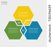 step by step infographic.... | Shutterstock .eps vector #730196659