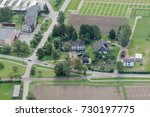 aerial view over the... | Shutterstock . vector #730197775
