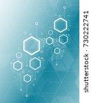 vector abstraction  concept ... | Shutterstock .eps vector #730222741