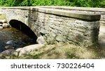bridge minnehaha creek  | Shutterstock . vector #730226404