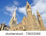 sacred heart cathedral in...