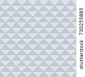 seamless checked pattern.... | Shutterstock .eps vector #730255885