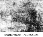 black white grunge dark pattern.... | Shutterstock . vector #730256221