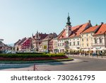maribor  slovenia   august 24 ...   Shutterstock . vector #730261795