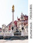 maribor  slovenia   august 24 ...   Shutterstock . vector #730261801