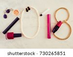 2018 new year numbers made with ...   Shutterstock . vector #730265851