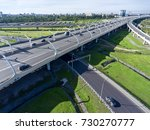 overpasses of western high... | Shutterstock . vector #730270777