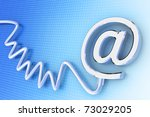 email background | Shutterstock . vector #73029205