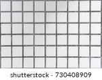 stone wall rectangle texture... | Shutterstock . vector #730408909