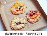 Halloween Creative Scary Food...