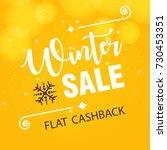 winter season  winter... | Shutterstock .eps vector #730453351