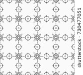 vector seamless pattern.... | Shutterstock .eps vector #730477051